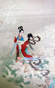 Chinese Traditional Painting-Song Dynasty Empress