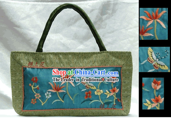 Chinese Palace Handmade Embroidery Bag