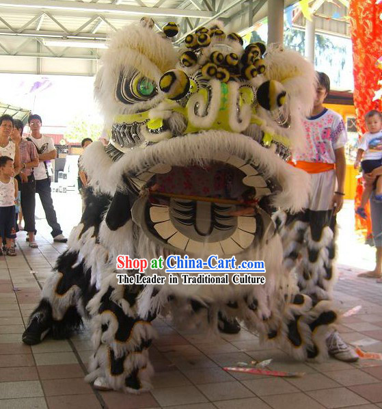 Supreme FUT SAN Lion Dancing Costumes Complete Set