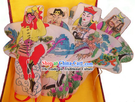 Chinese Classical Hand Painted Kite - Journey to the West
