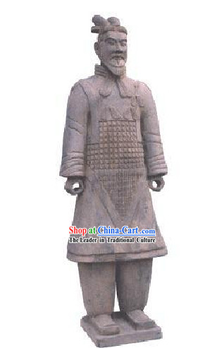 Chinese Classical Terra Cotta Warrior_Reproduction_