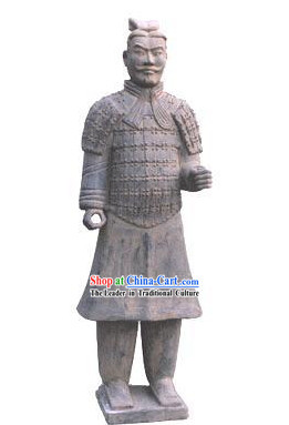 Xian Classical Terra Cotta Warrior_exactly the same as the antique_