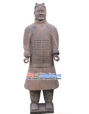 Chinese Classical Terra Cotta Warrior 1_Reproduction_