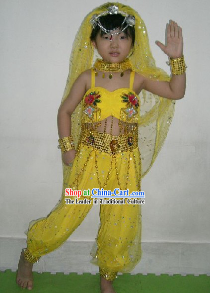 Indian Costume Complete Set for Children