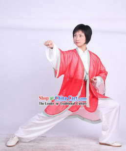 Ancient Kung Fu Clothing Complete Set