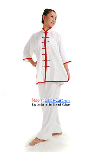 Top Traditional Tai Chi Martial Arts Uniform