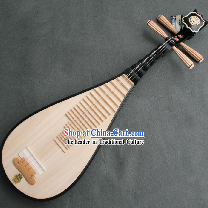Traditional Chinese Musical Instrument Lute