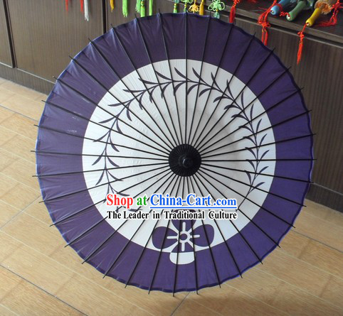 Traditional Hand Made Oriental Cherry Blossom Umbrella