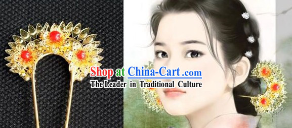 Chinese Handmade Bridal Hair Accessories