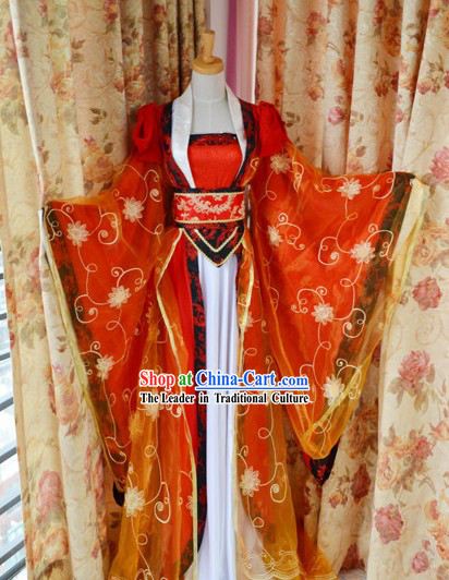 Traditional Chinese Wedding Outfit