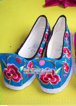 Chinese Hand Made Hanfu Shoes