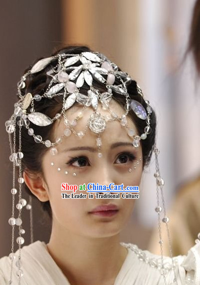Chinese Wedding Hair Accessories Complete Set