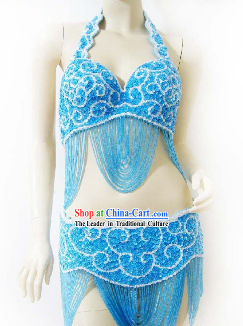 Top Belly Dancing Costumes Complete Set for Women