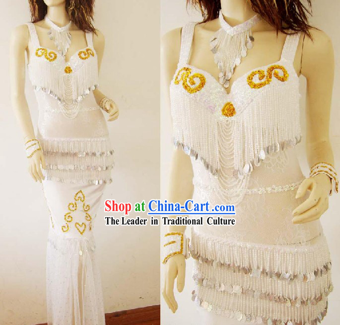 Top Belly Dance Clothing Complete Set for Women