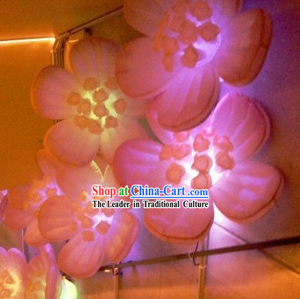 Traditional Large Chinese Inflatable Flower