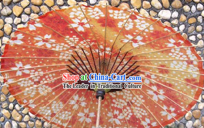 What is the history of the Japanese Parasol Dance? What is the