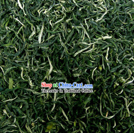 Chinese Zhang Yiyuan Yan Feng Green Tea Leaf