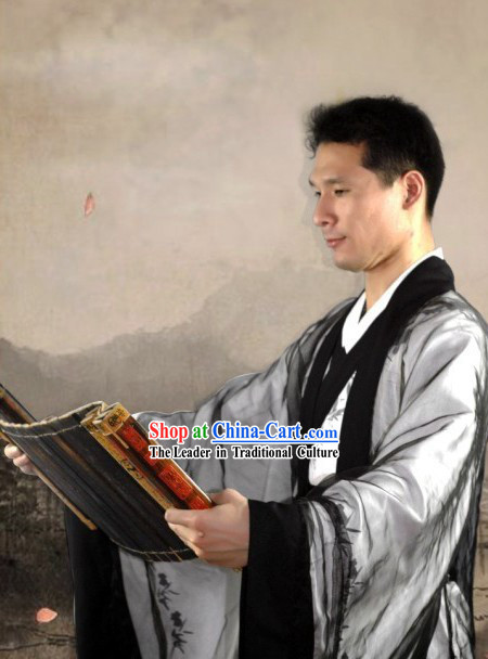 : Traditional Chinese Ancient Costume Costumes Hanfu Han Fu Clothes