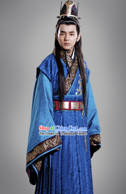 Traditional Chinese Ancient Costume Costumes Hanfu Han Fu