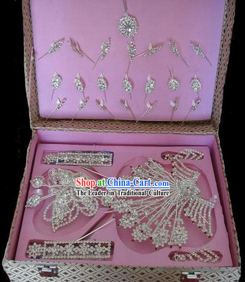 Peking Opera Dan Hair Decoration Set for Women