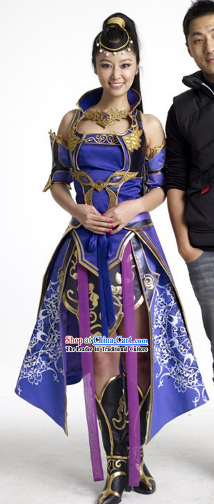 Chinese Swords Fairy Cosplay Full Set for Women