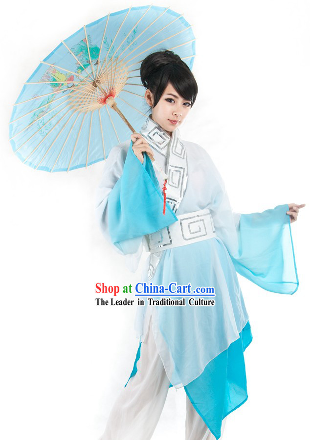 Chinese Classic Dance Costume Complete Set