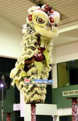 Supreme HOK SAN Competition Lion Dance Costume Complete Set