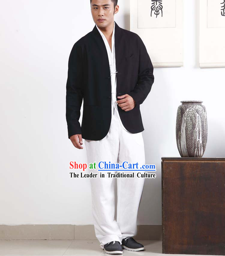 Chinese Classic Meditation Suit for Men