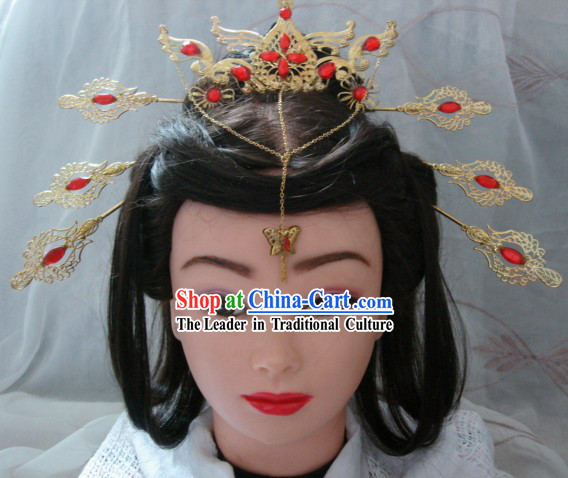 Handmade Ancient Chinese Style Empress Hair Accessories Set