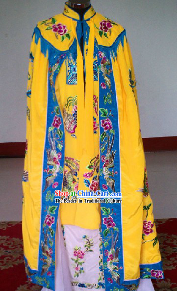 Chinese Opera Empress Stage Performance Costumes Complete Set