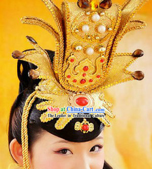 Ancient Chinese Royal Palace Princess Hat