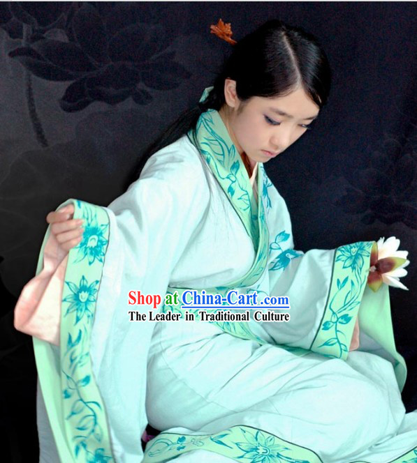 Ancient China Han Fu Robe for Women