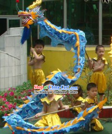 7 Meters 6 Students Dragon Dance Costumes Complete Set Free Worldwide Delivery