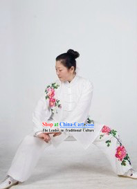 Long Sleeve Formal Tai Chi Exercise and Competition Uniform for Women