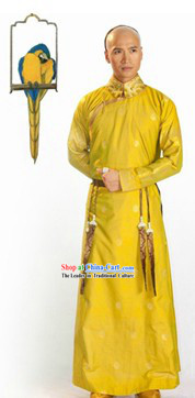 Ancient Chinese Emperor Clothes Complete Set for Men