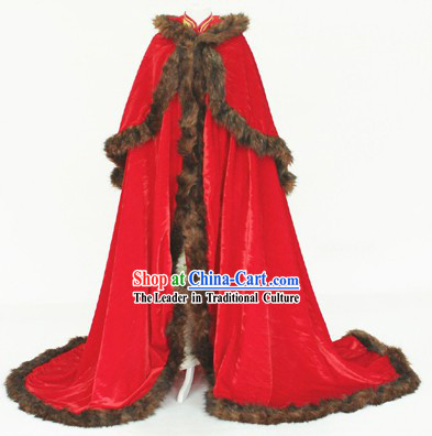 Ancient Chinese Palace Imperial Empress Cape