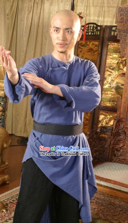 Ancient Chinese Kung Fu Costumes for Men