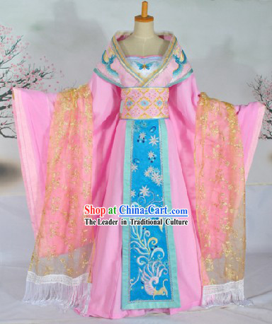 Tang Dynasty Princess Clothing Complete Set