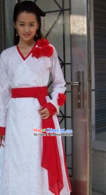 Chinese Classical Swordswoman Costumes