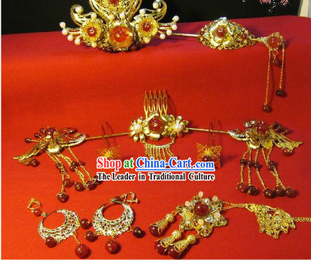 Ancient Chinese Imperial Palace Princess Hair Accessories