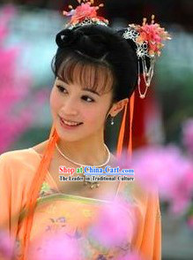 Movie and Television Play Tang Dynasty Empress Yang Guifei Hair Accessories
