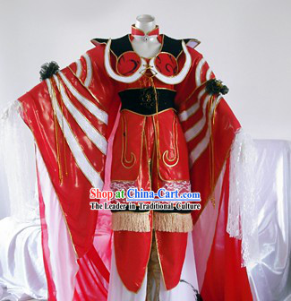 Ancient China SD COS Costumes Complete Set