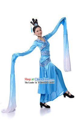 Ancient Chinese Dance Costumes for Women