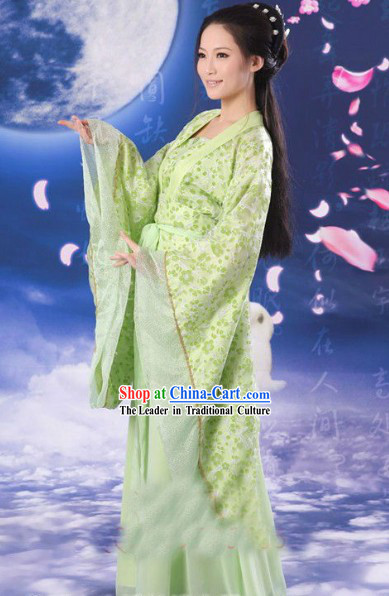 475. Ancient Chinese Spring Han Fu Clothing for Women