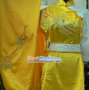 Traditional Chinese Southern Fist Kung Fu Championship Outfit