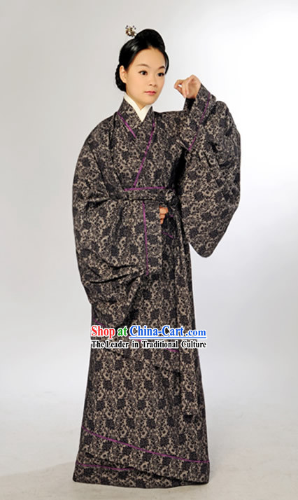 Ancient Chinese Antique Style Garments for Beauties