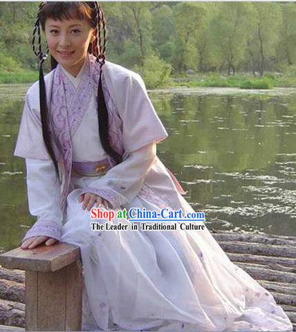 Ancient Chinese Ming Dynasty Royal Family Clothing for Women