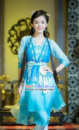 Ancient Chinese Legend Fairy Cosplay Costumes