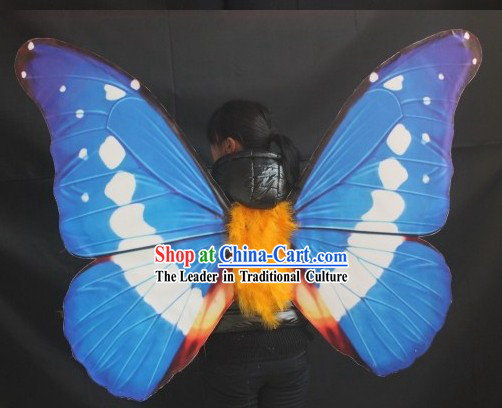 Super Big Stage Performance Model Style Adult Dance Butterfly Wings