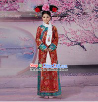 The Return of The Pearl Princess Xiao Yanzi Costume and Headwear